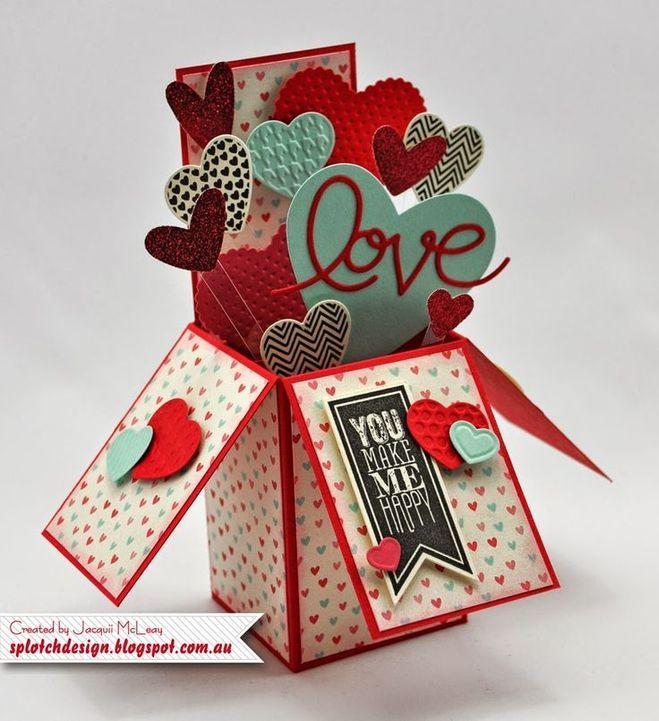 Для открыток, коробки открытки своими руками
