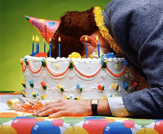 Прикольные картинки после дня рождения мужчины