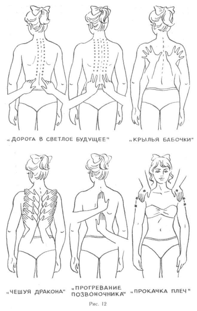 Как легко сделать массаж