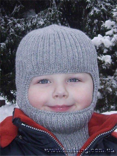 Актуальні в язані дитячі шапки на зиму 2014 року af4930d698271
