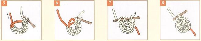 Что значит повернуть вязание амигуруми 91