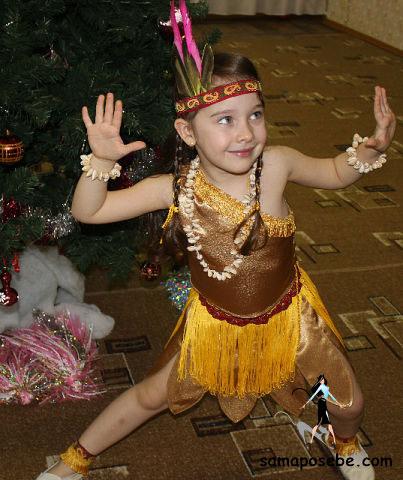 Папуасы костюм своими руками