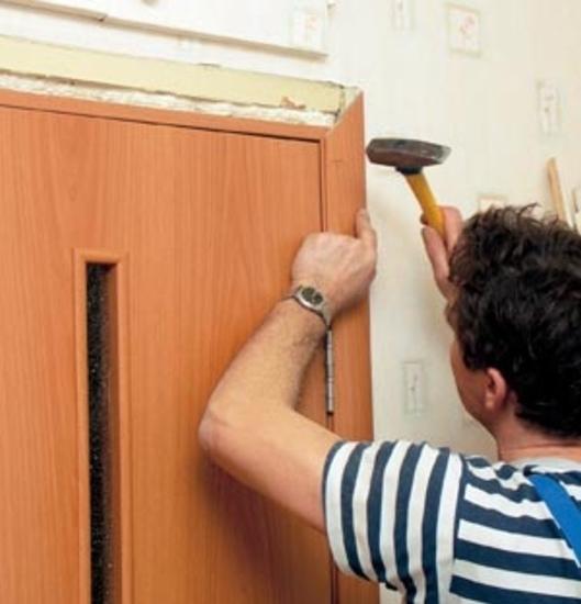 Опанелка для дверей своими руками 27