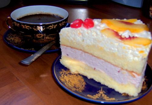 Бисквитно творожный торт рецепт с фото пошагово