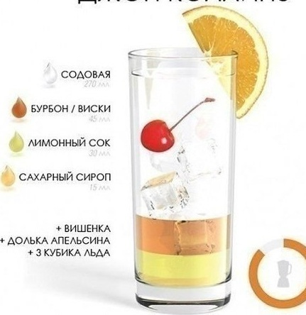 Как сделать алкогольный коктейль