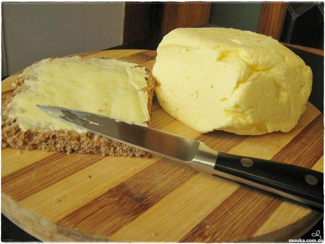 Как сделать масло сливочное в домашних условиях