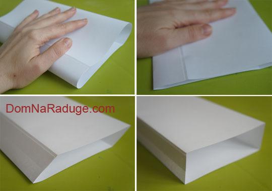 Как сделать покет из бумаги своими руками 72