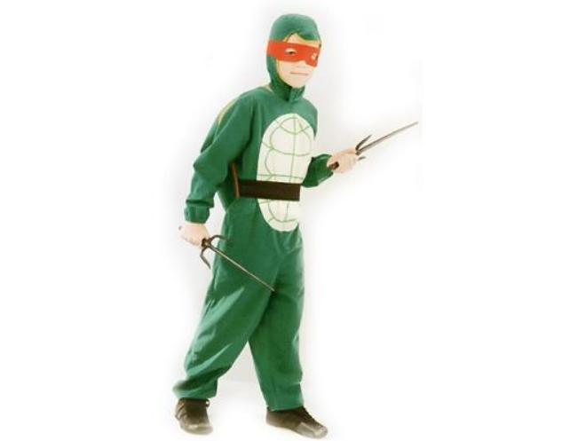 Как сшить костюм ниндзя черепашки 73