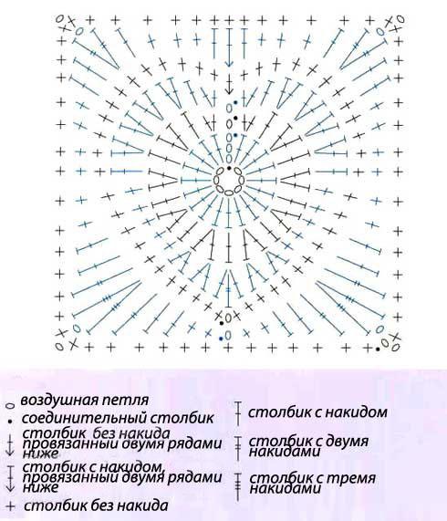 Вязание из японских журналов с описанием на русском на спицах 34
