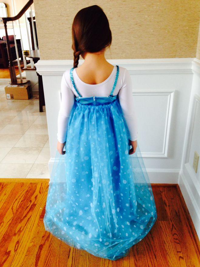 Эстрадное платье своими руками