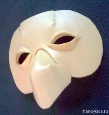 Как сделать маску бабы-яги своими руками