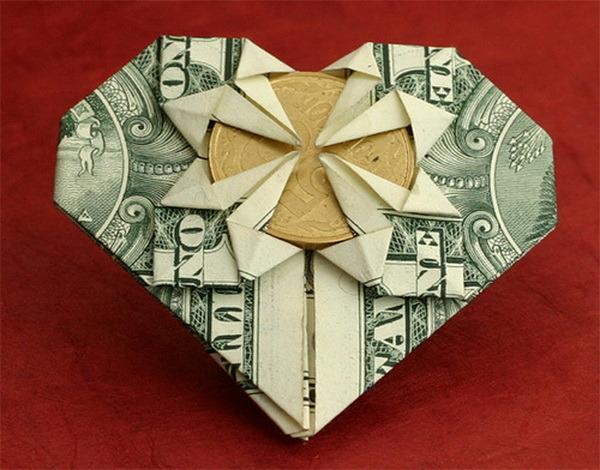 Как сделать из 5 тысяч сердце
