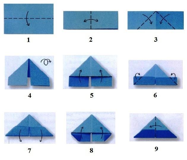 Красивейшие схемы модульных оригами