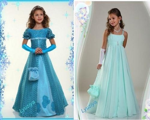 Купить Девочке Платье На Новый Год