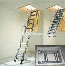 Лестница на балконе, как объект интерьера.