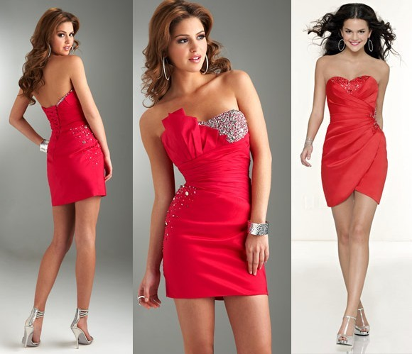 Платья Красивые Короткие Купить