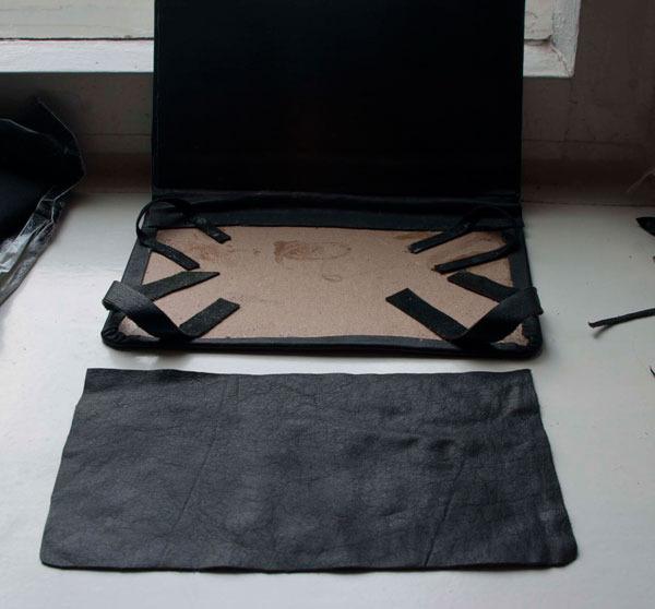 Как сшить чехол для планшетов