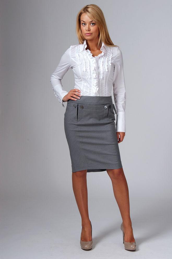 Блузки Юбки Женщин