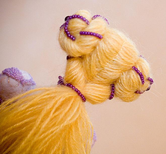 стандарт как сделать прическу кукле из ниток кому