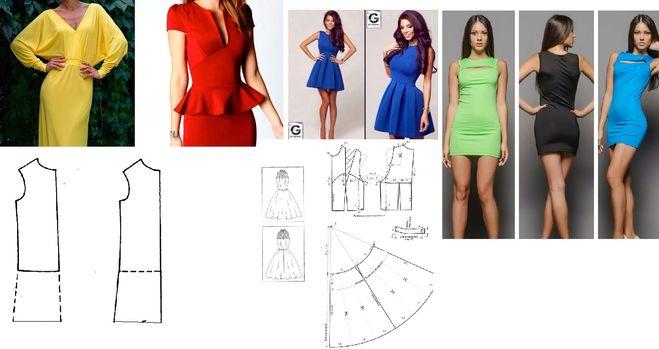 Можно ли сшить платье