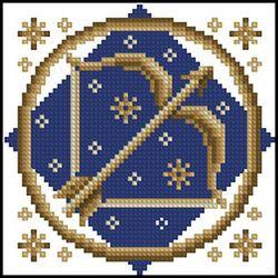 Вышивки знаки зодиака 79