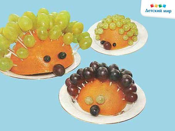 Поделки из винограда для детского сада фото 13
