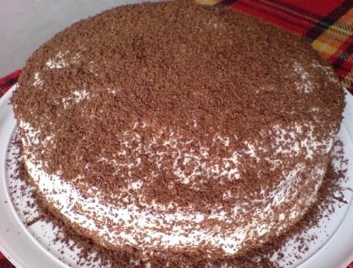Вкусный и простой торт рецепты