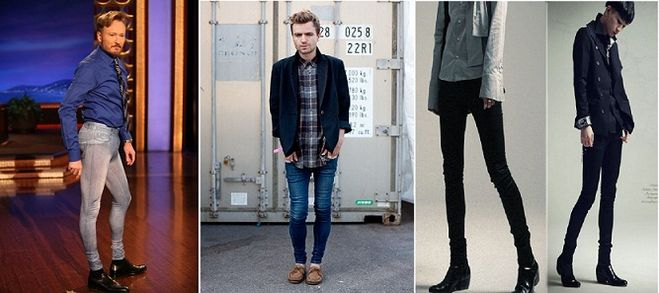 Выбираем мужские джинсы по размеру Я - Денди!