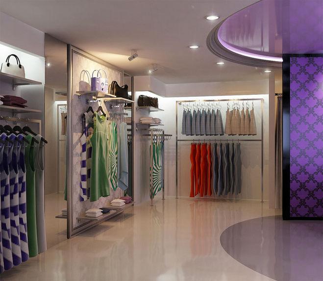Красивая Магазин Женской Одежды