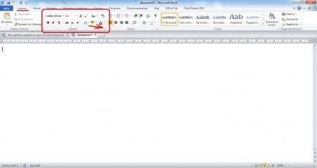 Как сделать очень большой шрифт 668