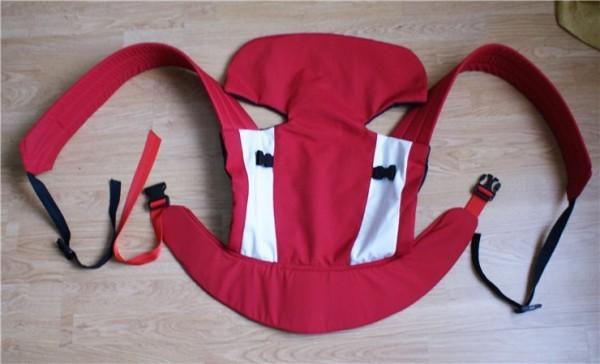 Как сшить для ребенка сумку кенгуру 37