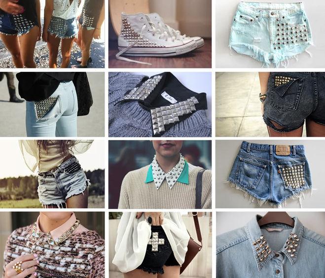 Как сделать модные вещи своими рукам