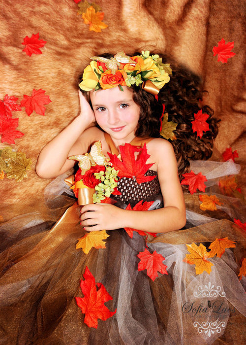 Костюм Осень